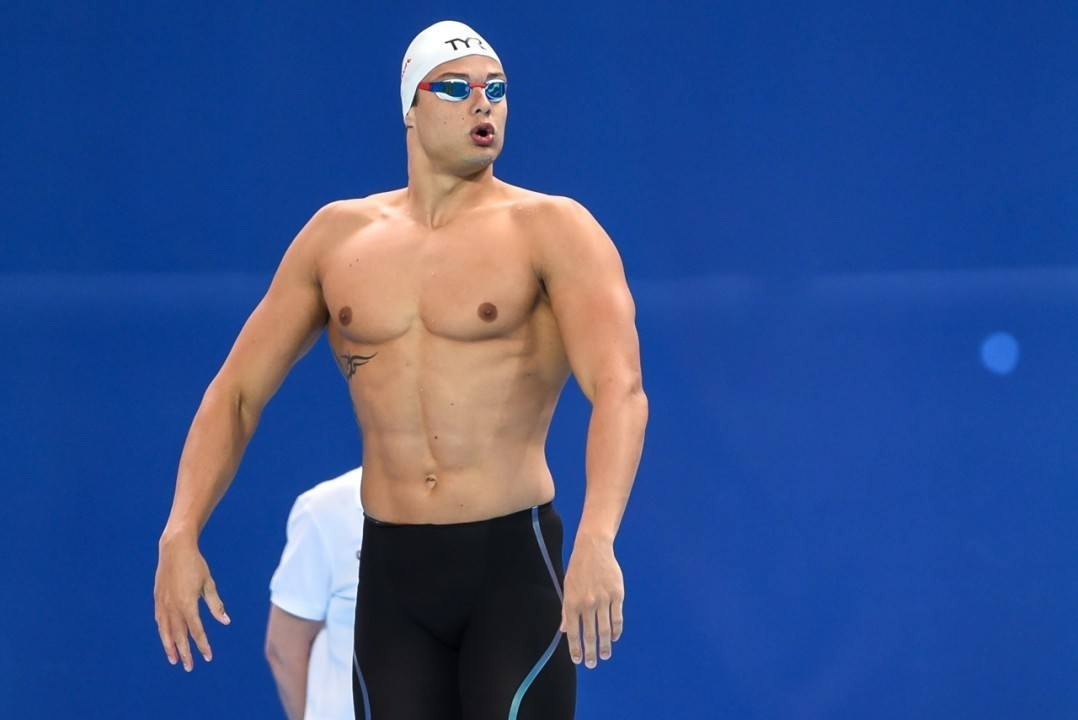 Manaudou's Ultimate Dream Is To Win Both 50 & 100 Sprint Golds