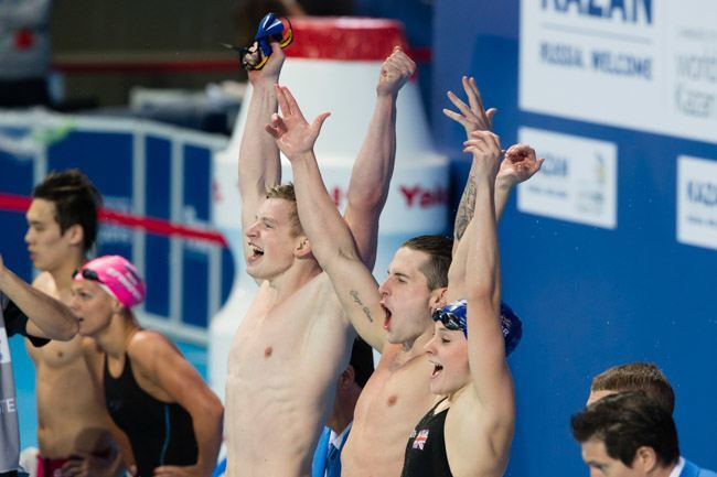 Britain Announces 2016 Olympic Roster: Peaty, Guy, Miley Among The 26