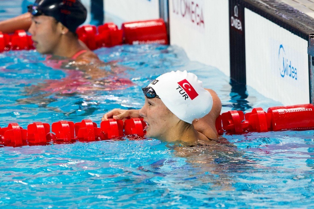 National Record Falls on Day 1 of Turkish Championships