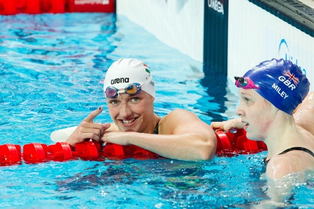 Ranking The World Records Heading Into Rio: Women's Edition
