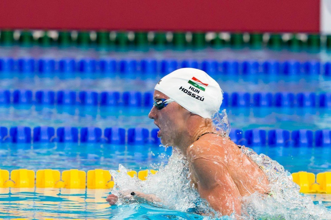 2015 FINA World Cup Moscow: Day 1 Finals Live Recap