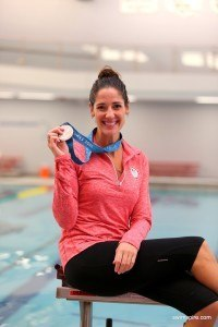 Kristy Kowal (courtesy of SwimSpire/Julia Galan)