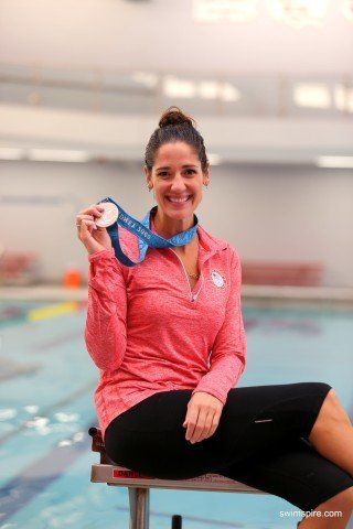 Kristy Kowal (courtesy of SwimSpire/Julia Galan)