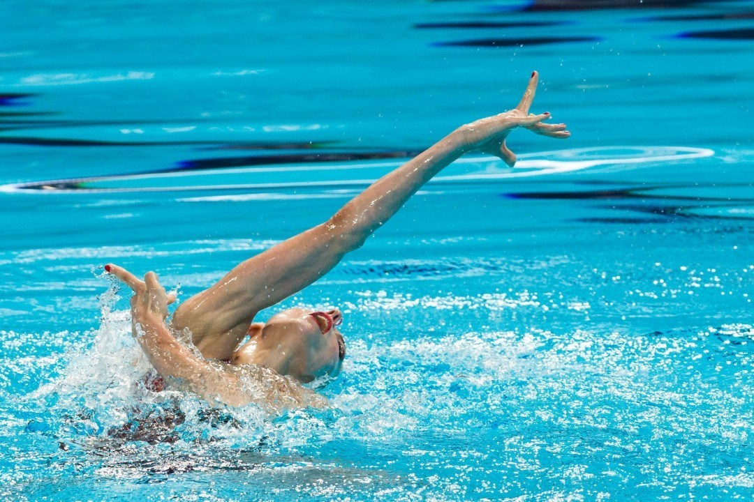 Team Russia Tops Medal Table at FINA Artistic Swimming Leg in Kazan