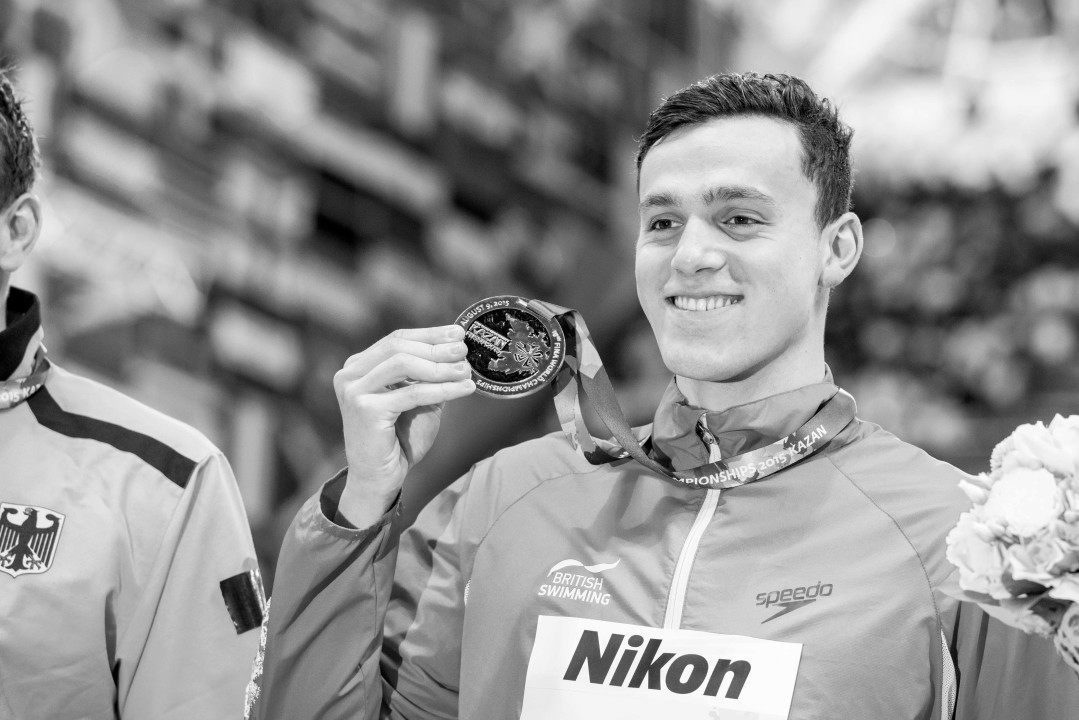 Fly 'Guy' In The Making As Brit Matches 200 PB In Tokyo