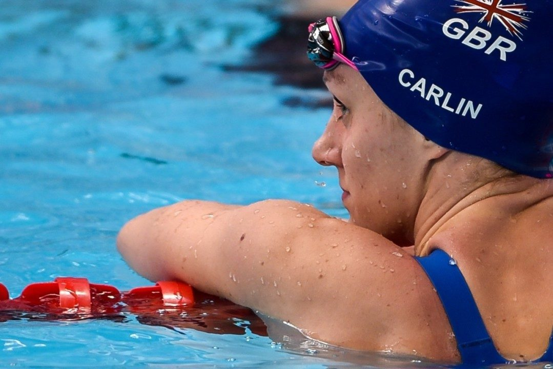 Jazz Carlin, Amy Willmott Withdraw From British Worlds Team