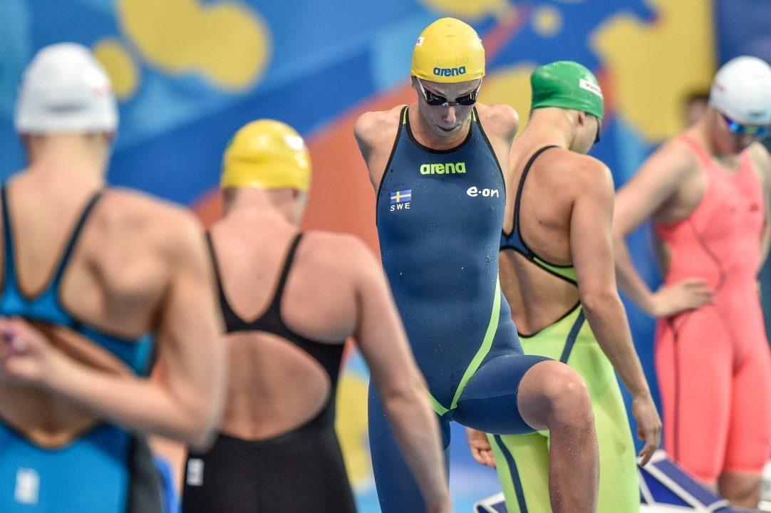 Jennie Johansson Breaks Swedish Record To Win Gold