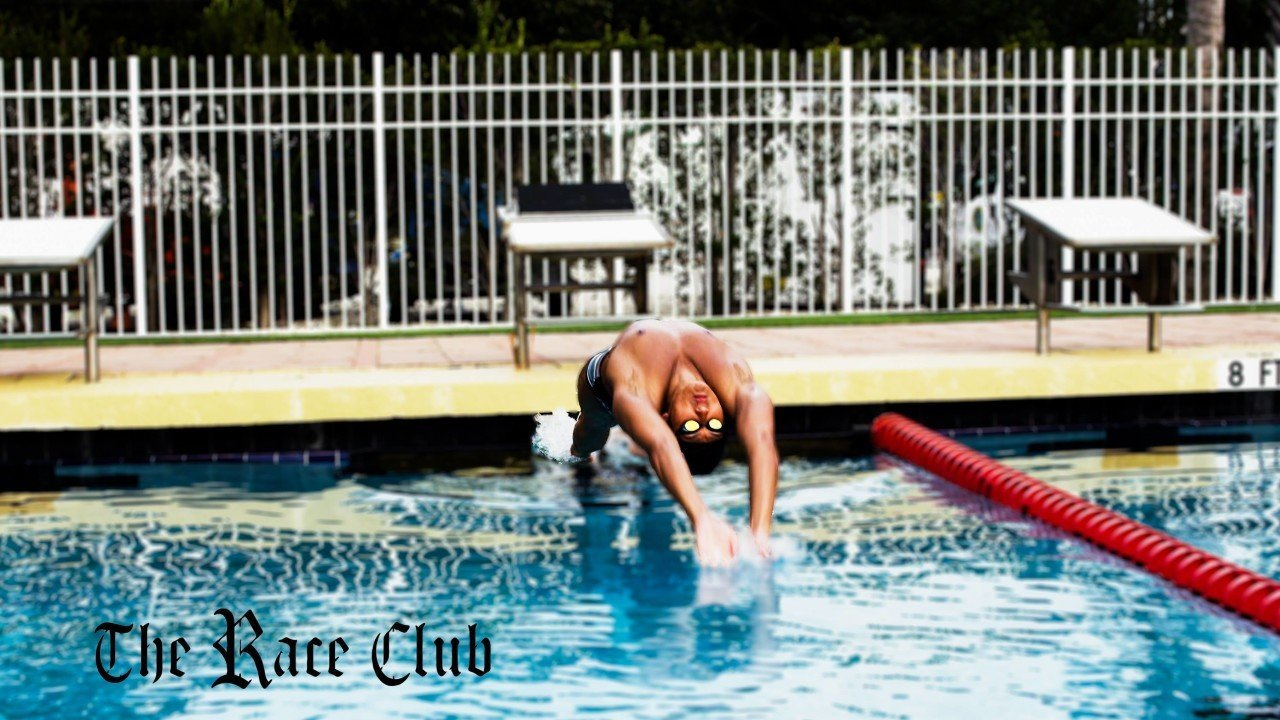 Create a thing of Beauty With Your Backstroke Start