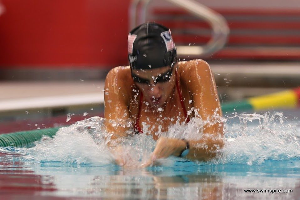 Chasing the Olympic Dream with Kristy Kowal