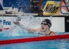 Ledecky Dominates Men in Swim Practice: GMM presented by SwimOutlet