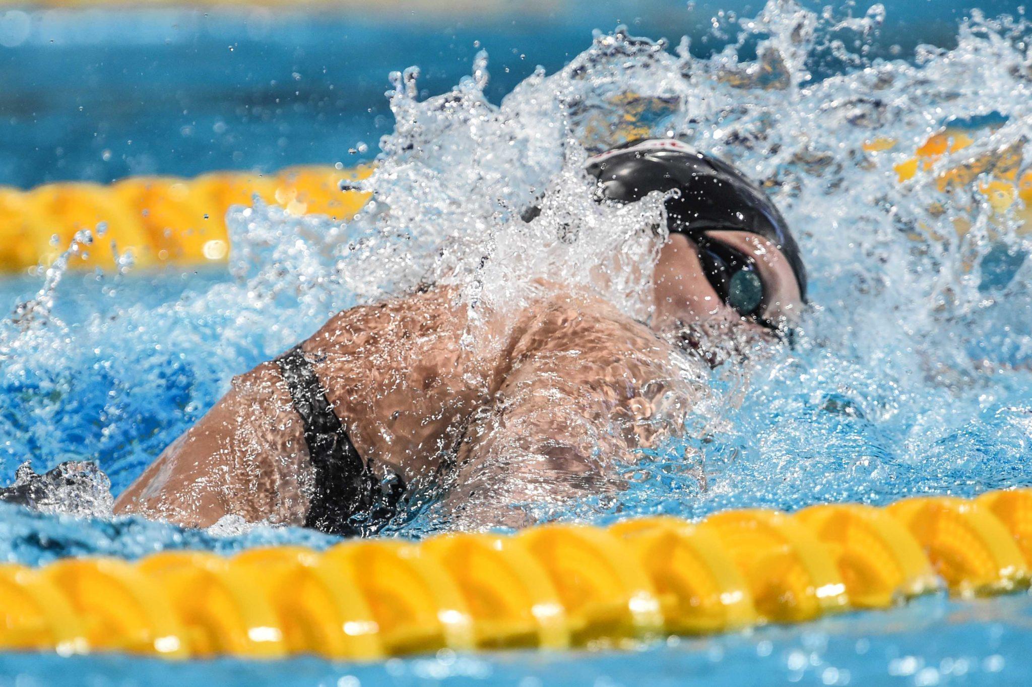 Vasca Da 25 Metri Tempi : La migliore respirazione per la gara dei 100 metri stile libero