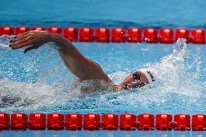 Hosszu Ends European SC Champs with Hungarian Record in 400 Free