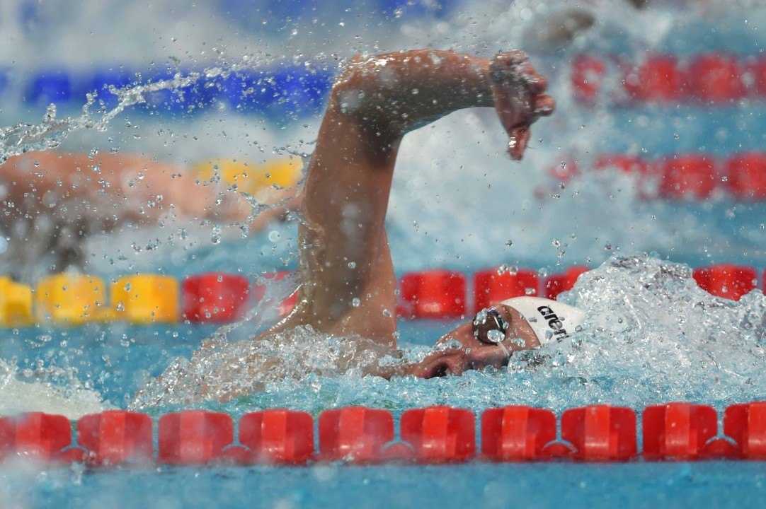Gyurta, Kapas Win Distance Titles on Day 1 of Hungarian SC Nationals