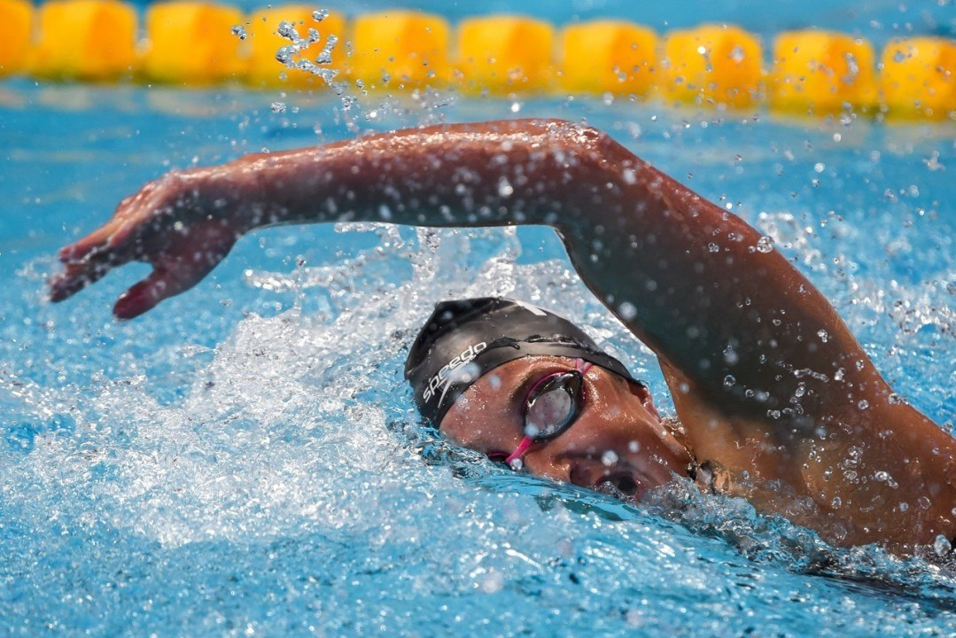 Robinson Earns Pan Pac Qualifying Time In 1500 To Close NZ Open