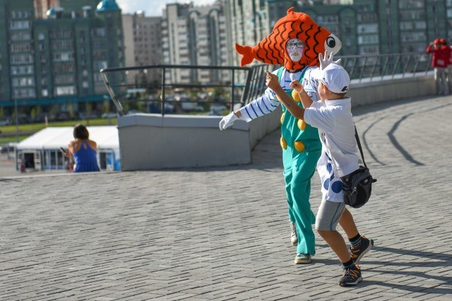 Kazan Arena Mascot by Mike Lewis (1 of 1)