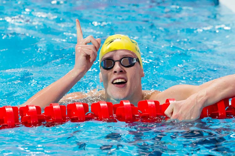 "Mitch ""The Man"" Larkin Clocks Even Lower Aussie & Commonwealth Records"