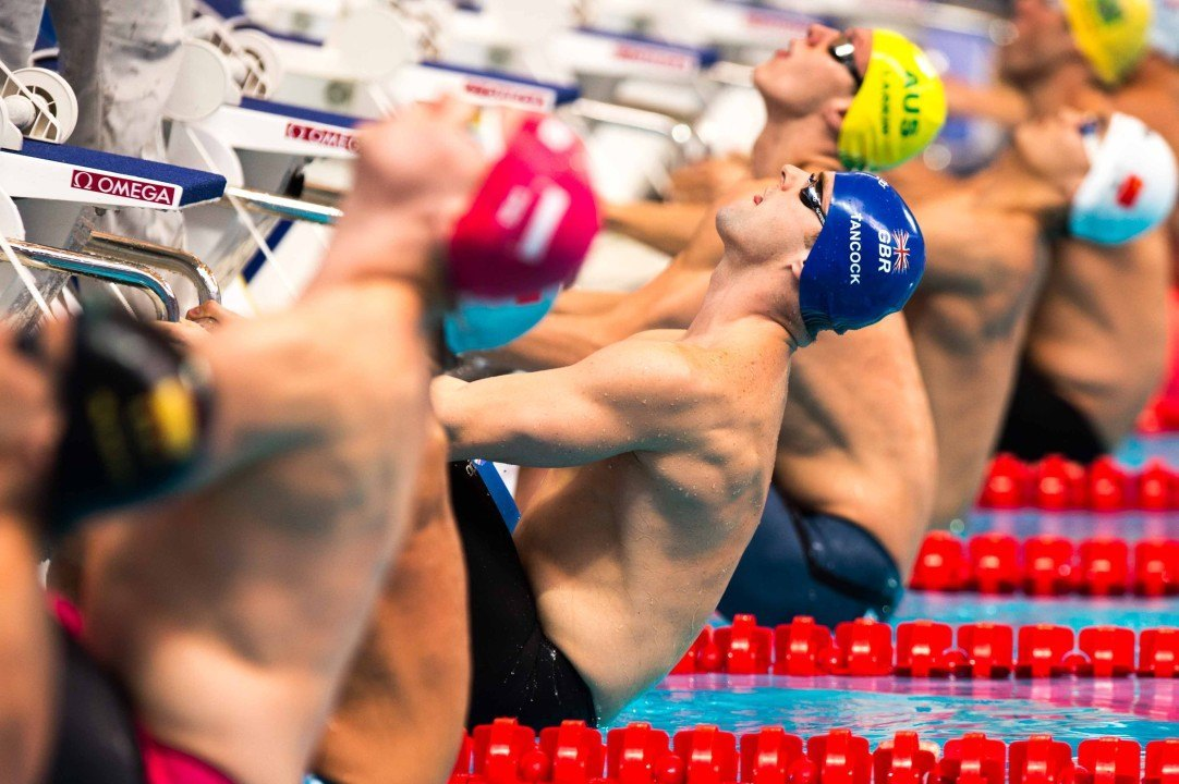 SSPC: Liam Tancock on Knowing How You'll Swim Based Off a Dive-And-Glide