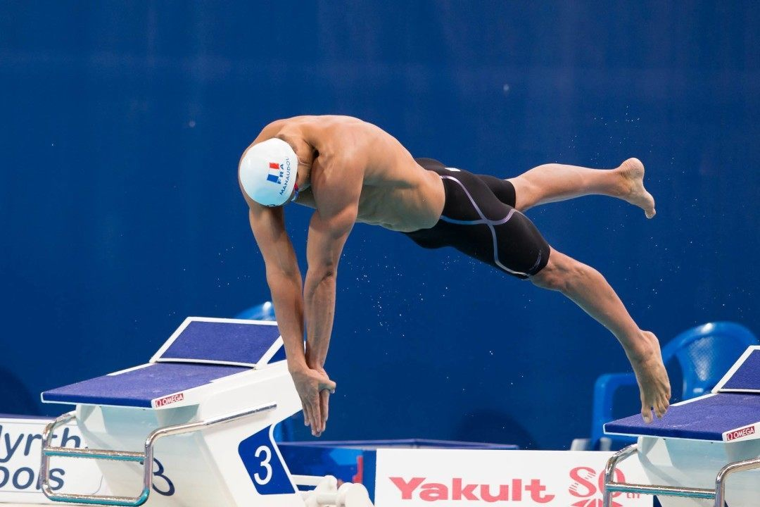Manaudou, Sjostrom Highlight Day 2 of Golden Tour in Amiens