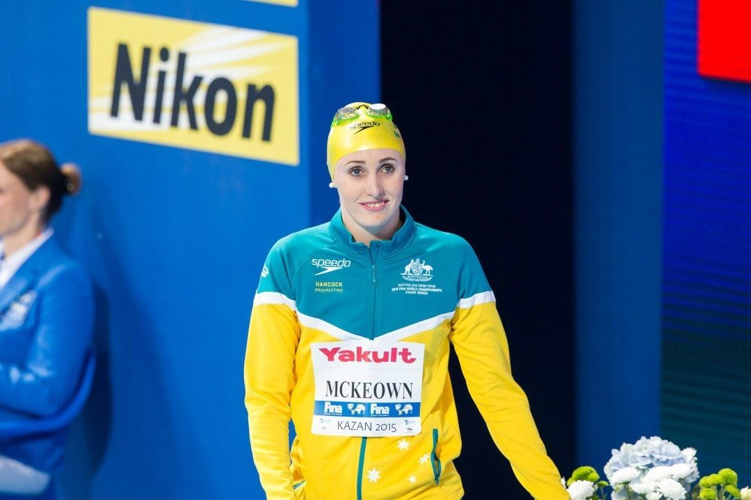 Aussie Olympian Taylor McKeown Involved In Jet Ski Incident (Video)