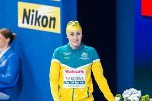 McKeown Pulls Out Of Aquatic Super Series Due to Groin Injury