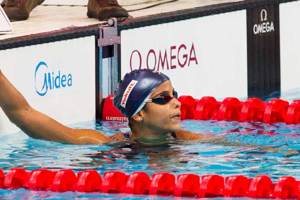 Guilherme Guido Misses Brazilian Record By .01 on Day 2 Prelims