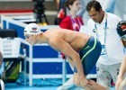 Watch Morozov Power His Way To The Wall First In Men's 50 Free
