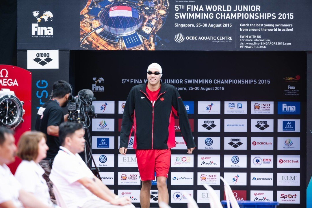 Thormeyer Opens Mel Zajac Jr. International Meet with Multiple Golds