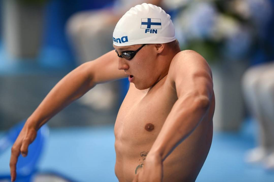 Finland Announces European Short Course Team