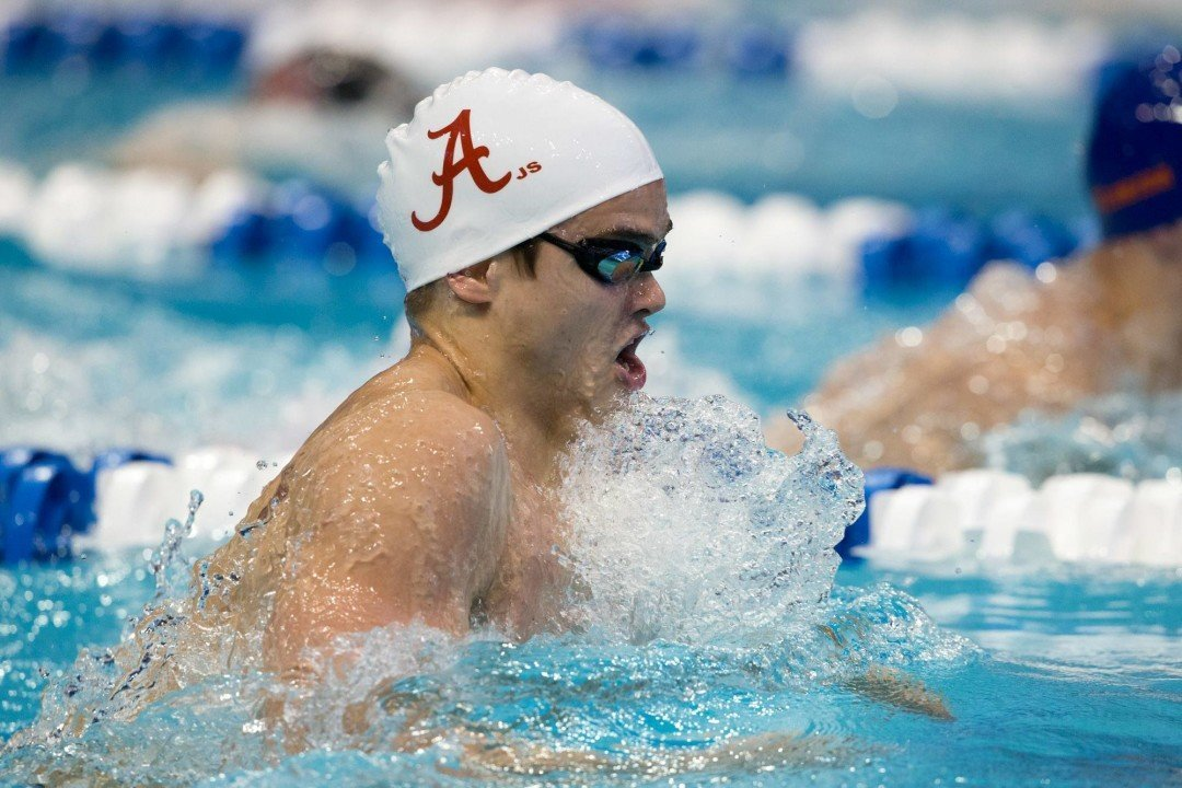 Alabama's Anton McKee Named SEC Postgraduate Scholarship Nominee
