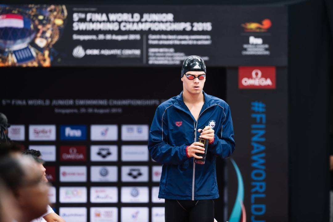 15 World Junior and 38 Championships Records Fall in Singapore