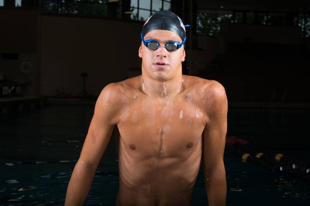 Michael Andrew: 5 Races For Wednesday Finals at FINA Junior Worlds?