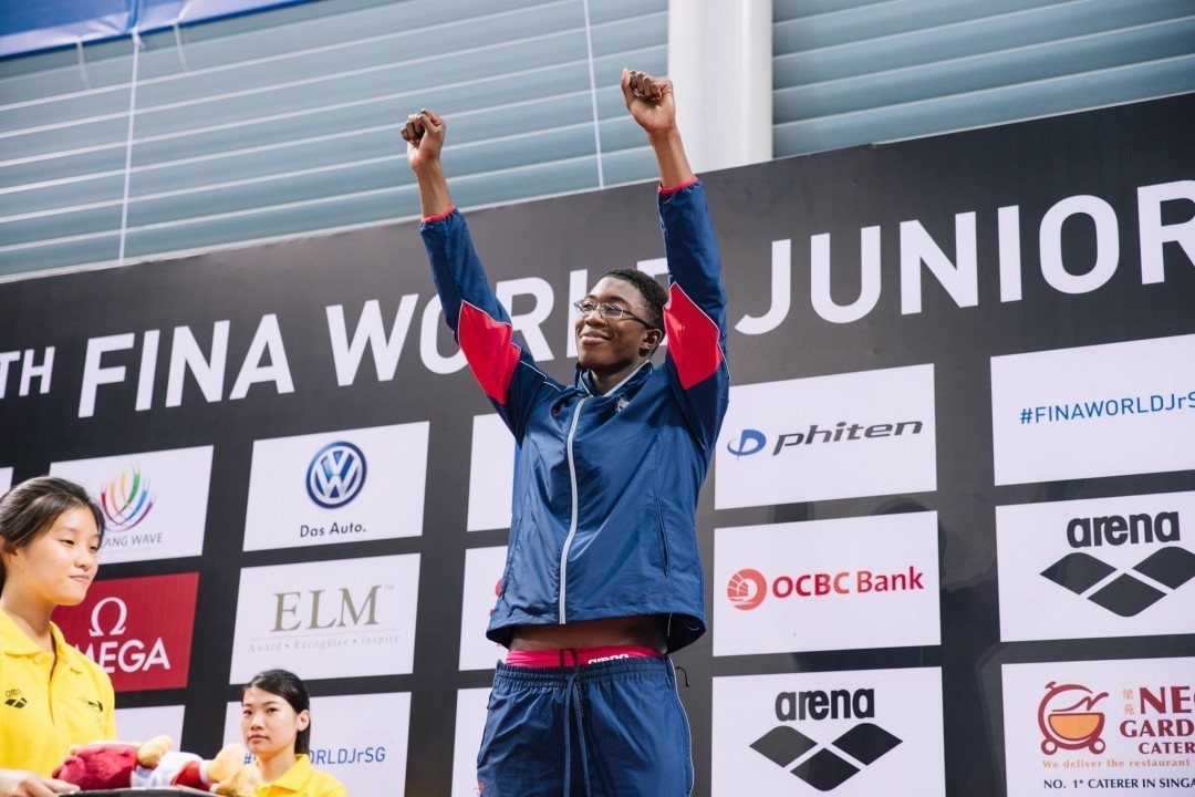 Reece Whitley Drops Mic With 1:52.3 200 BR For New 15-16 NAG Record