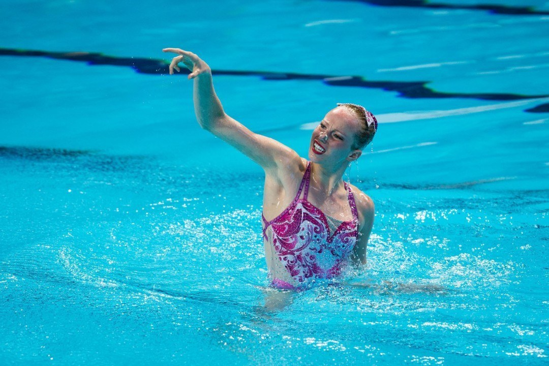 Ukraine Excels at the Artistic Swimming Super Final; Canada Wins Overall Series