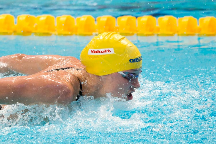 Sjostrom Drops 56.9 100 Fly to Win Gold on Day 2 of Swedish Championships