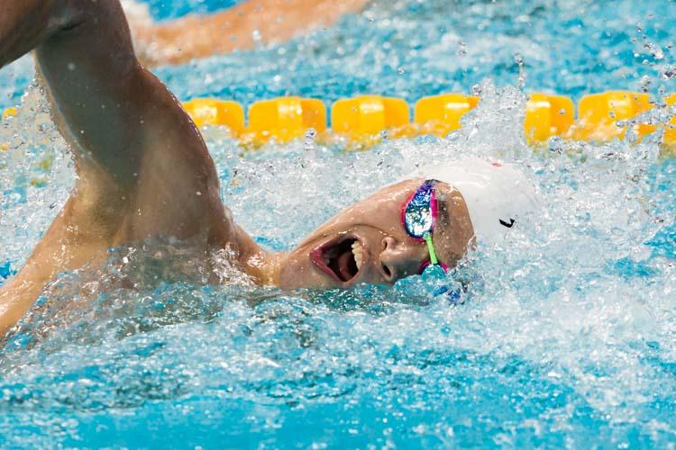Sun Yang Earns FINA's Male Swimmer Of The Meet