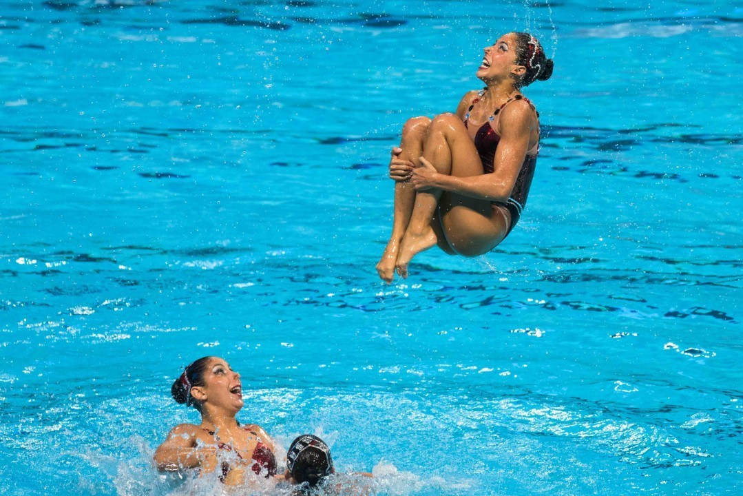 The Darker Side Of Synchronized Swimming