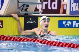 Taylor Ruck Breaks 200m Free Championship Record