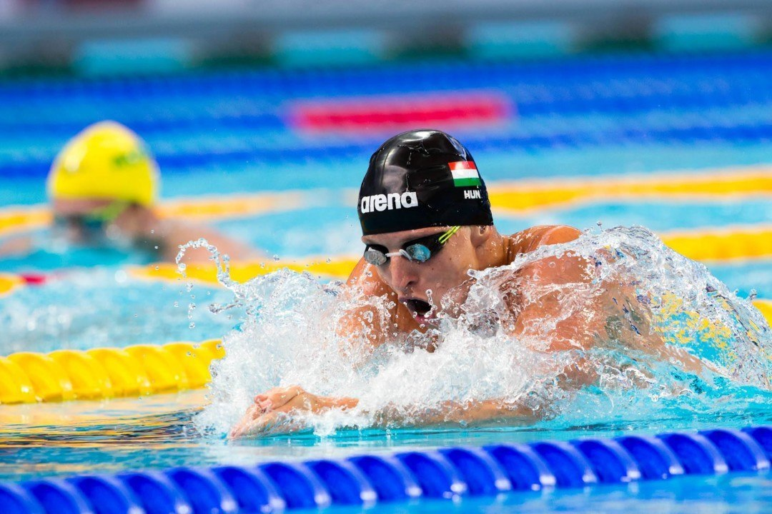 2017 Sette Colli: Verraszto & Seto Crush 4:07 400 IM In Thrilling Duel