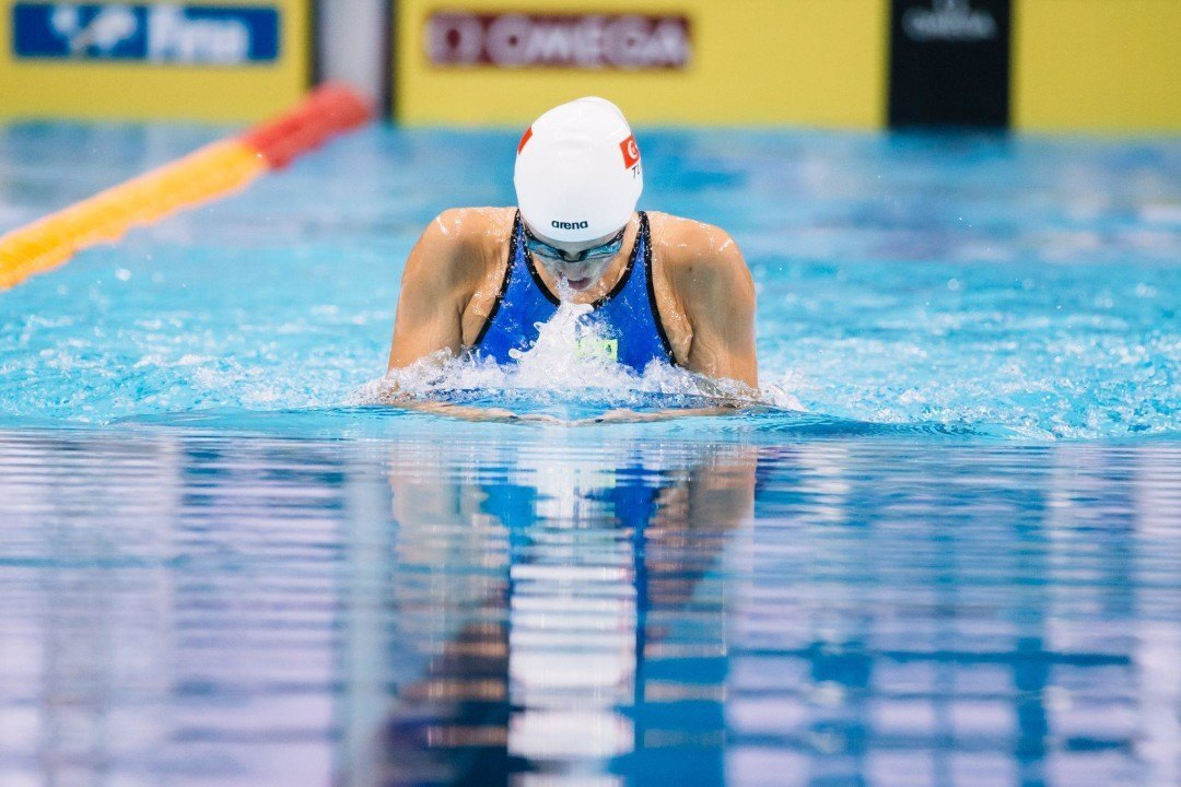 Gunes Continues Sweep on Day 5 of Turkish Nationals