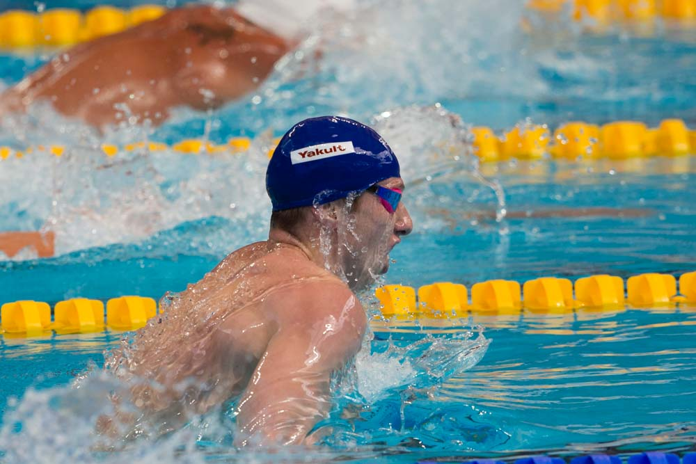 Dan Wallace Scores New Scottish 400 IM SC Record at Duel