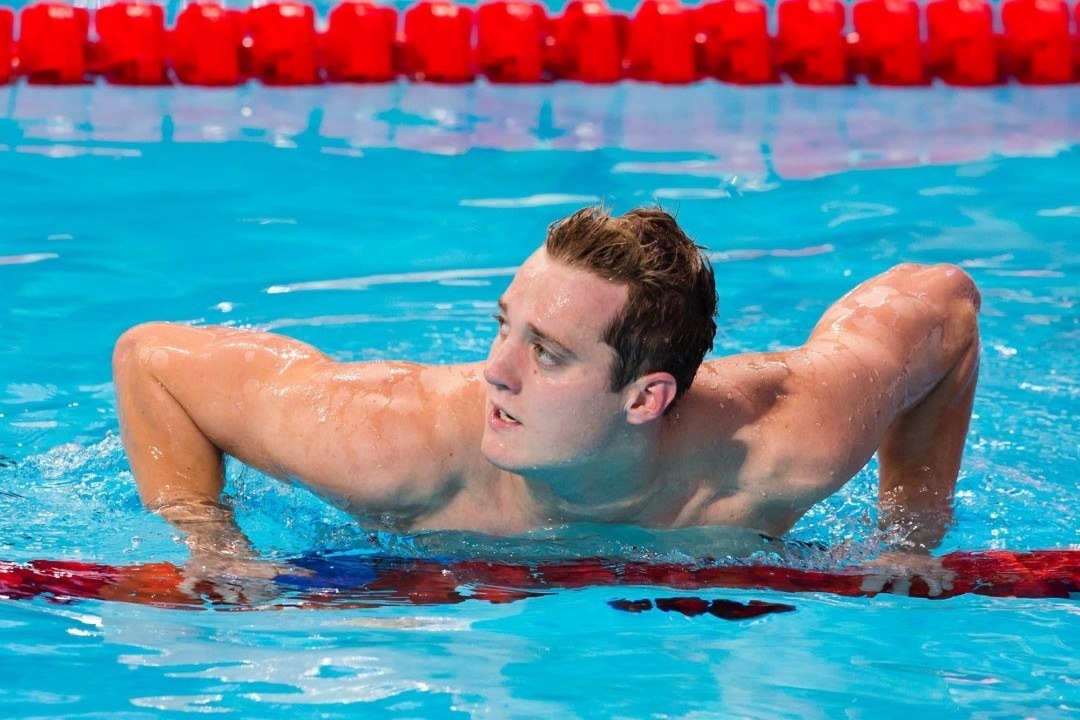 GBR Olympian Andrew Willis Retires From Competitive Swimming