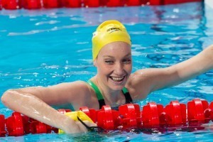 Campionato Sud Australia: Madison Wilson Record Nei 100 Stile Libero