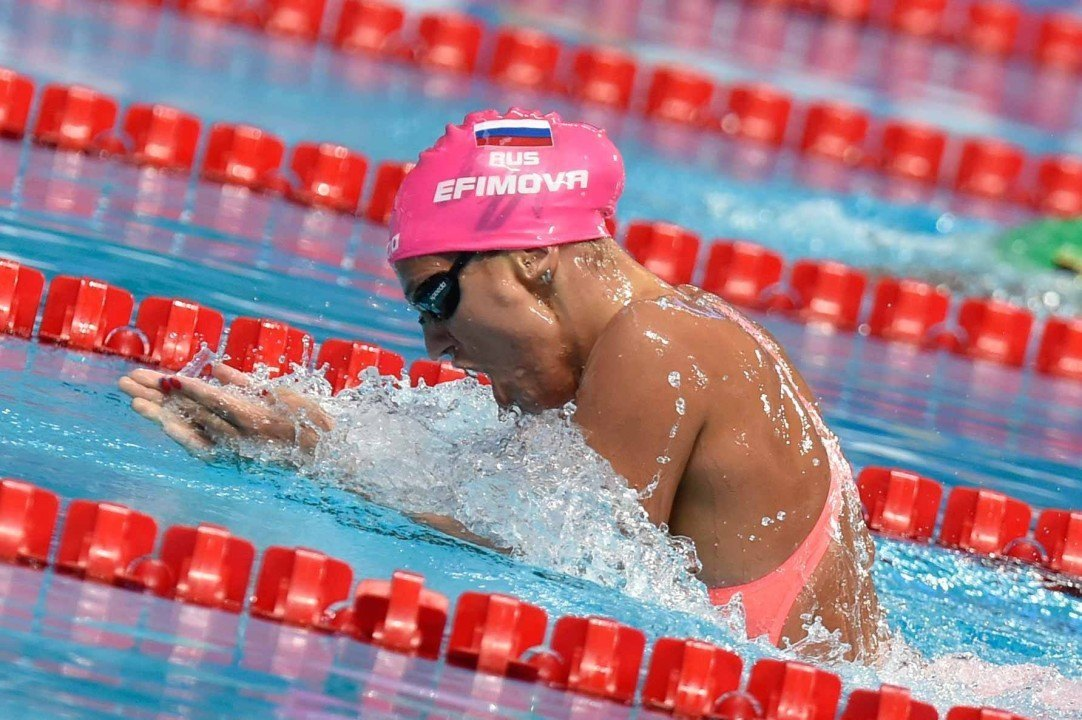 "Olympic Champion Volkov Cites FINA ""Loyalty"" to Russian Federation"