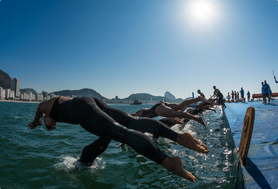 54 Brazilians in 10k Marathon to Kick off 2018 Brazil Trophy C'ship