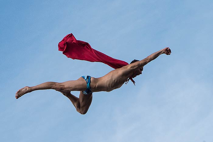 FINA Proposes Addition of High Diving for Tokyo 2020 Olympics