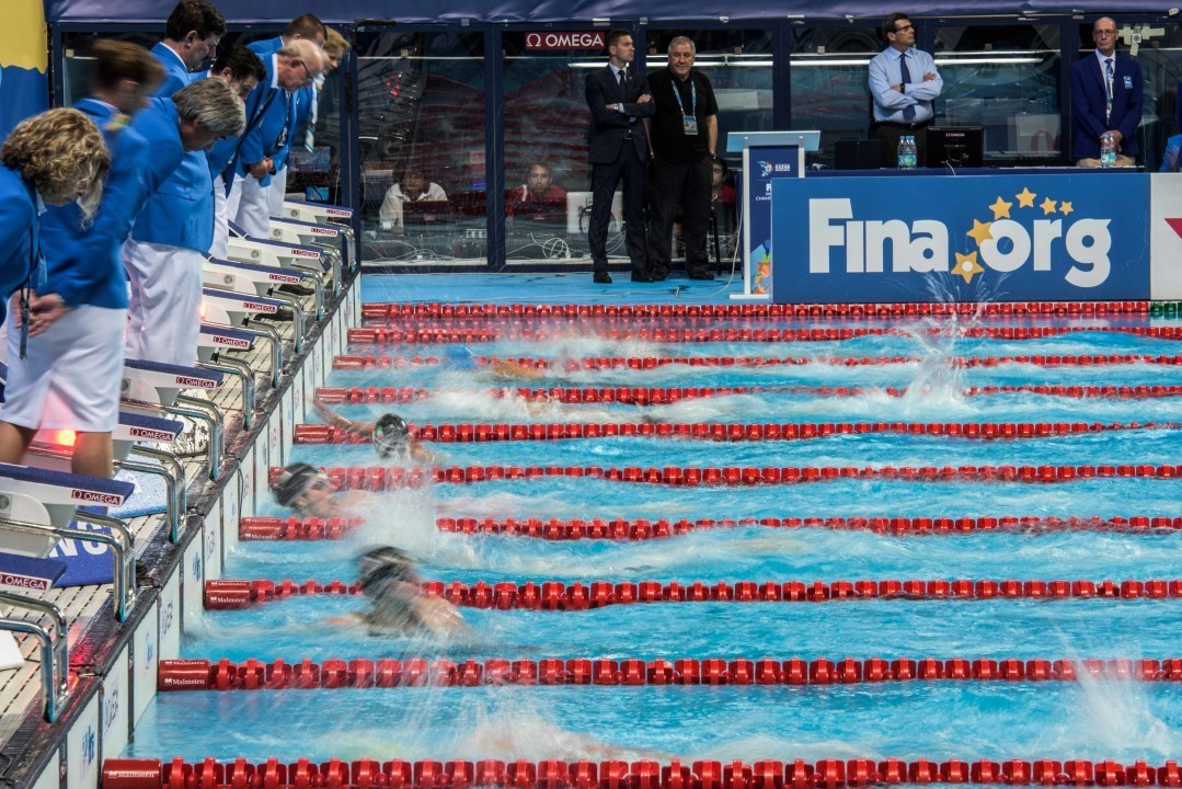 Argentina Drops Out Of 2021/2023 FINA World Championships Bidding