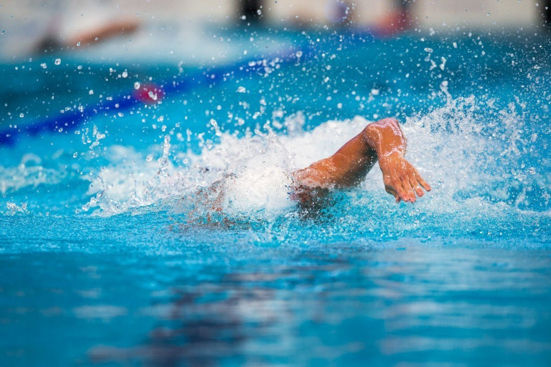 10,000 Consecutive Days of Swimming