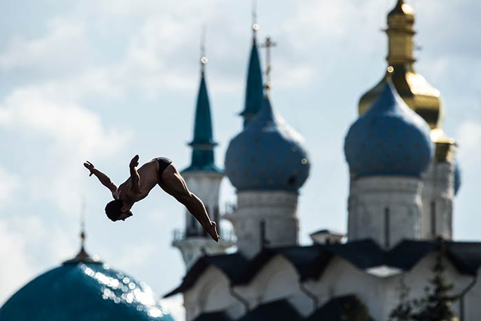 High Diving to Be Held in Temporary Venue at 2019 World Championships