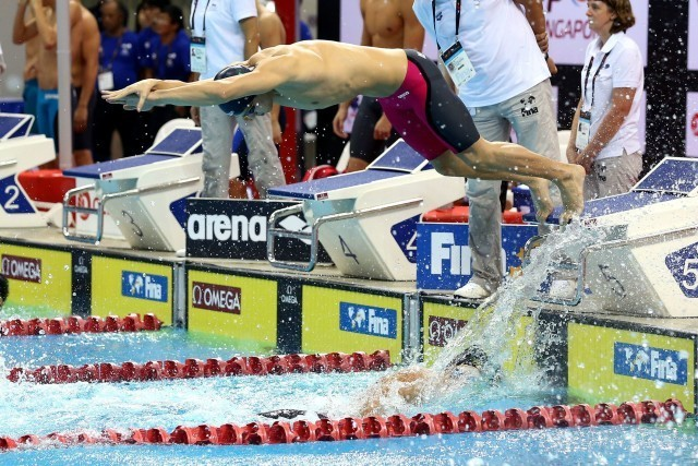 Brazilian Men's 4x100 fr relay. Foto: Satiro Sodre/SSPress