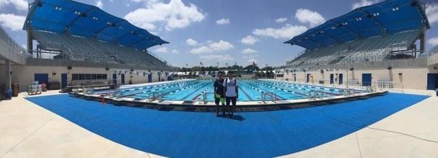 Northside Swim Center. Photo courtesy of Swim Pasadena
